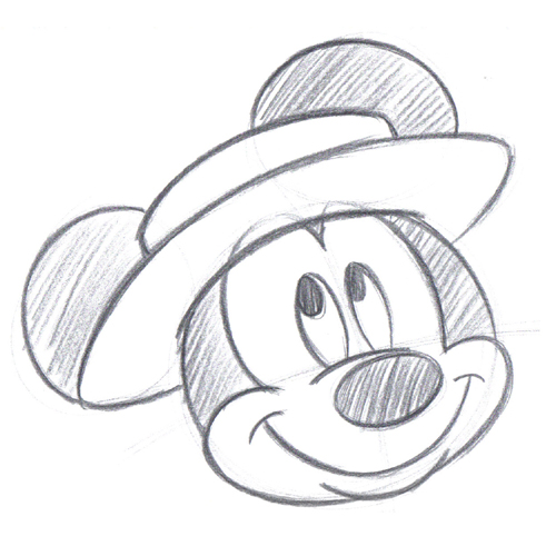 drawing experience while working at disney yet i recently realizedEasy Disney Characters To Draw